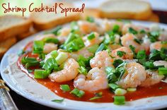Shrimp Cocktail Spre