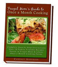 Learn Once a Month Cooking in 7 Easy Steps : Frugal Mom