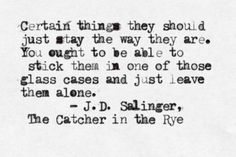 salinger....yes,indeed