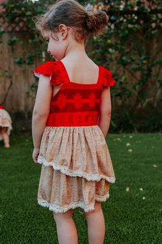 Moana party dress. T
