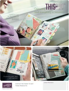 Catch the #smashbook wave with the This and That product line from #StampinUp Purchase the entire bundle at 15% off for only $32.08