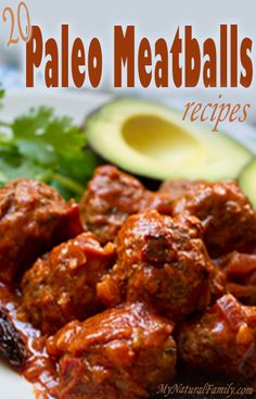 20 of the Best Paleo Meatballs Recipes