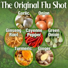 Flu shot the natural way!