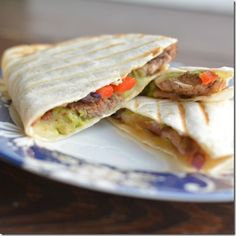 Steak Quesadilla #WeekdaySupper #BeefItsWhatsForDinner