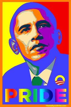 """""""Same-sex couples should be able to get married."""" -Barack Obama, President of the United States of America, May 9, 2012"""