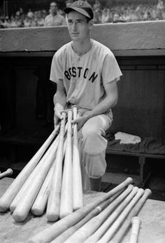 Ted Williams - Boston Red Sox