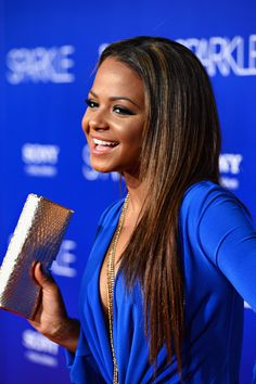 Christina Milian Layered Cut