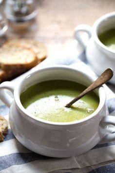 Creamy Potato Kale Soup