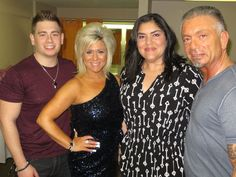 Long Island Medium - Theresa, Big Larry and Larry Jr. Caputo