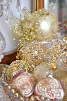 gorgeous ornaments