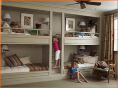 Bunk Bed Woodworking