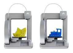 The Cube - 3D printing made easy from home, $1299