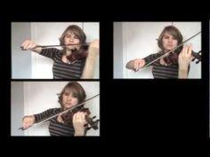 The Hobbit - Misty Mountains (Dwarven Song) Violins - Taylor Davis - YouTube