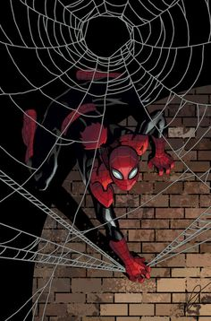 Superior Spider Man by Mitchell Gosling