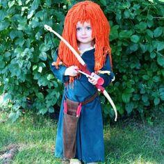 Homemade Princess Halloween Costume Ideas