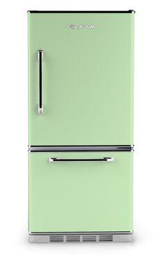 Retropolitan Big Chill Refrigerator
