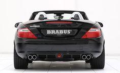 Mercedes-Benz SLK 2012 Brabus