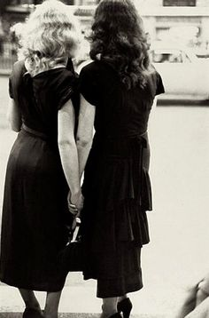 New York by Saul Leiter, 1950