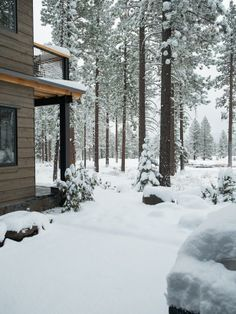 Winter wonderland, on-location from #HGTVDreamHome 2014  http://www.hgtv.com/dream-home/snow-pictures-from-hgtv-dream-home-2014/pictures/page-25.html?soc=pindream