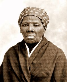 """I freed a thousand slaves. I could have freed a thousand more if only they knew they were slaves."" -- Harriet Tubman"