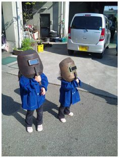 The Cutest Picture Of Kids Watching The Solar Eclipse2