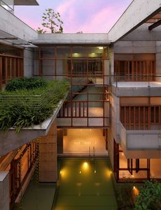 S.A Residence