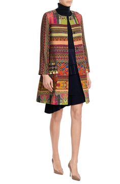 Etro Embroidered and