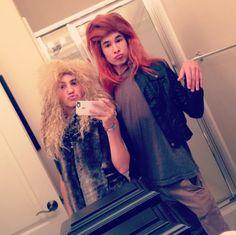 Sam and Kian(: