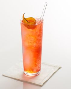Negroni Swizzle Cocktail Recipe