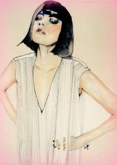illustration | fashion