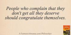 farmers, deserv, almanac philosofact, complain, farmer almanac, people, congratul themselv