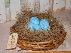 Restyled Junk                                                               » Blog Archive » Bird Nest-Tutorial