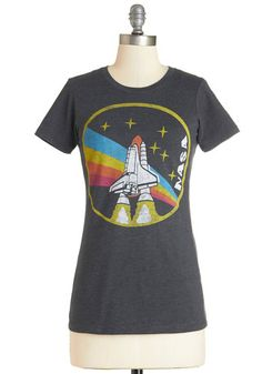 Blast-Off From the Past Tee