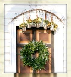 williamsburg va christmas decorations | Living In Williamsburg, Virginia: Unique Christmas Decoration at ...