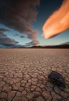 Desert Lounge - Alvord Desert, Eastern Oregon