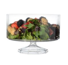 """Fineline Settings 3531 - Platter Pleasers 7.5"""" Trifle Bowl, 6 Pieces per Case, http://www.finelinesettings.com/Platter-Pleasers-Serving-Bowls?itemno=3531"""