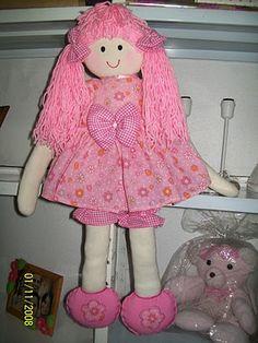 Atelier Bonecas de Pano: bonecas de pano