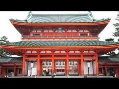 C1 W10 Kyoto (Japan) Travel - Heian Shrine