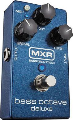 MXR octave pedal