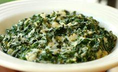 Creamed Kale - Vegan Dad
