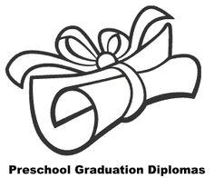 Free Graduation-Preschool songs, poems, diplomas and more.