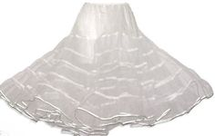 Crinoline - A must-have for those full skirts!