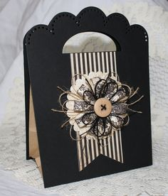 Handmade Gift Bag - All Occasion.