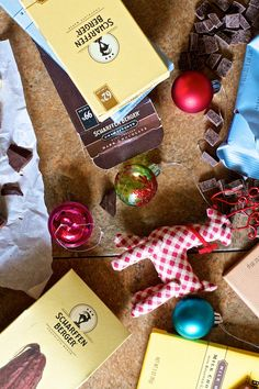 Scharffen Berger Chocolate | Marla Meridith Photography Unsweetened and Milk - Cooks Illustrated