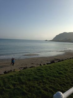 Ballygally Beach! ballyg beach