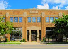 Auburn Cord Duesenberg Automobile Museum. Auburn Indiana
