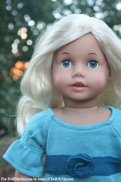 Doll of the Week-Sophia from Sophia's Heritage
