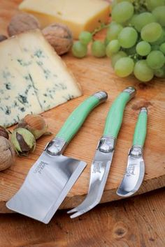 Cheese Knives from Laguiole