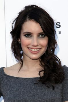 Emma Roberts Medium Curls