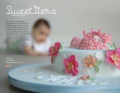 sweet tiers cakes
